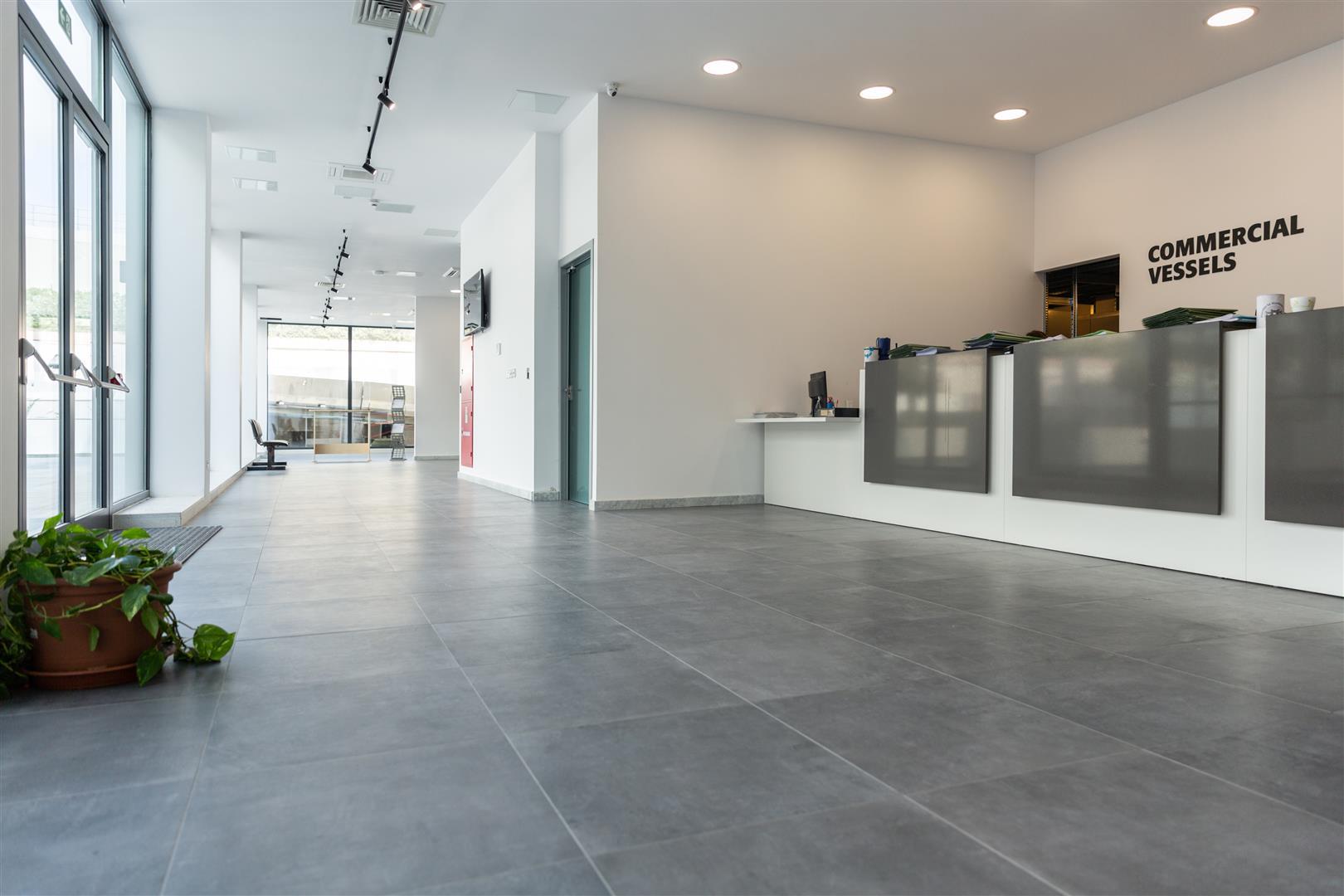 Indoor Raised Access Flooring – HMK International Ltd.
